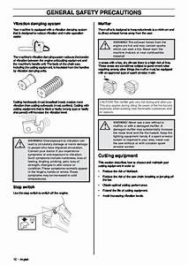 Husqvarna 455e 455 Rancher 460 Chainsaw Owners Manual