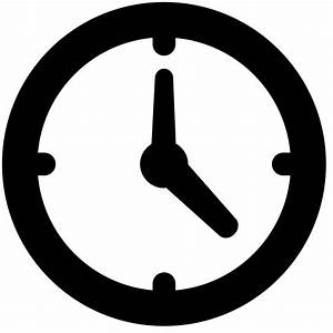 Clock Icon - Free PNG and SVG Download