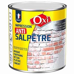 Traitement Anti Humidité : oxi traitement anti salp tre ~ Dallasstarsshop.com Idées de Décoration