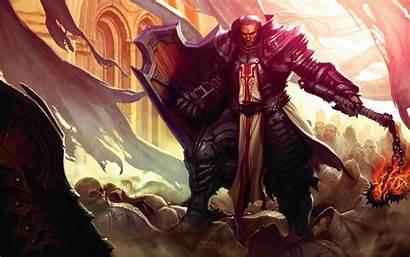 Diablo Reaper Souls Crusader Iii Background Wallpapers