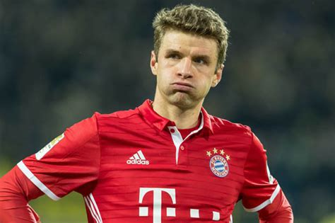 thomas muller  manchester united  admits