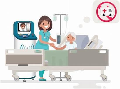 Telehealth Nursing Telemedicine Skilled Technology Solution Hospitalist