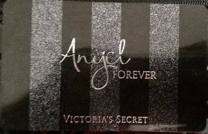 Victorias Secret Angel Forever Card Review - YouTube