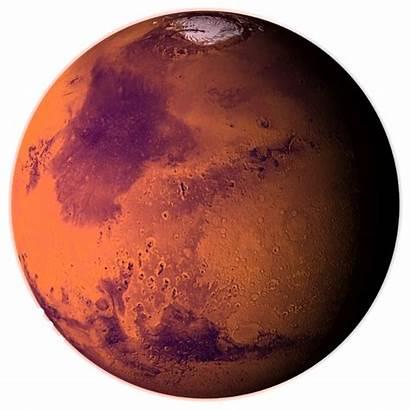 Mars Planet Transparent Planets System Marte Clipart