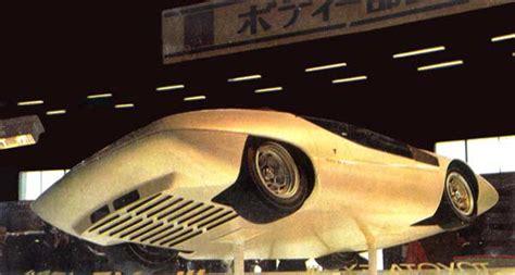 1969 Toyota EX-III - Concepts