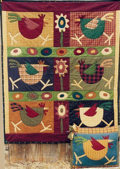 Memes Quilts - springchickens chicken quilt spring chicken and memes
