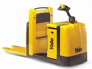 Yale  C857  Mo20 Low Level Order Picker Parts Manual