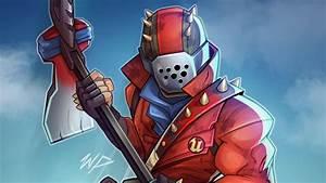Fortnite Battle Royale Channel Art For Christmas