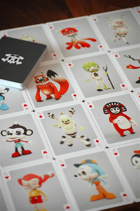 Maybe you would like to learn more about one of these? Poker Playing Cards Deck on Behance