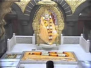 Darshan,Shri Sa... Shirdi Sansthan