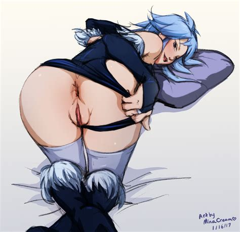 Daily Sketch Killer Frost By Minacream Hentai Foundry