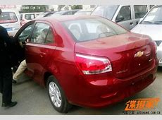 The New Chevrolet Optra Is a Rebadged Baojun 630