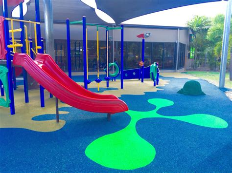 Poured Rubber Flooring For Playgrounds by Poured Rubber Outdoor Playground Flooring Gurus Floor