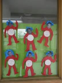 Dr. Seuss Classroom Door Ideas
