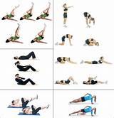 Как похудеть 10 лучших упражнений боков и живота
