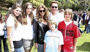 Arnold Schwarzenegger Shares Support for His Kids After ...