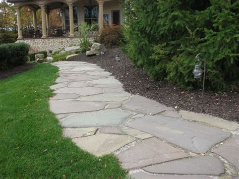 walkway path 47 best flagstone paths walkways mortar images on pinterest driveways flagstone walkway