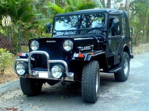 modified mahindra jeep mahindra classic modified image 118