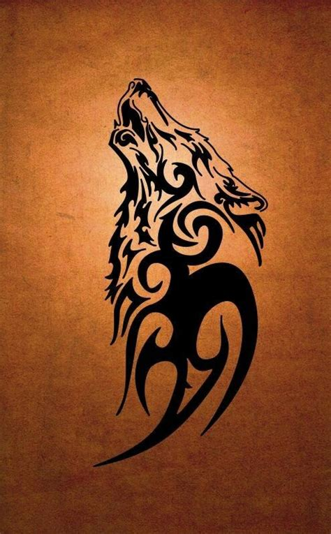celtic wolf tattoo ideas  pinterest