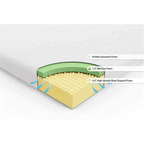 memory foam mattress 6 inch memory foam mattress size bed cool firm sleep