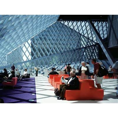 Koolhaas Rem: Seattle Central Library: Architecture
