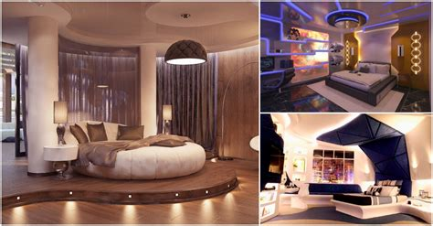 futuristic bedrooms   blow  mind