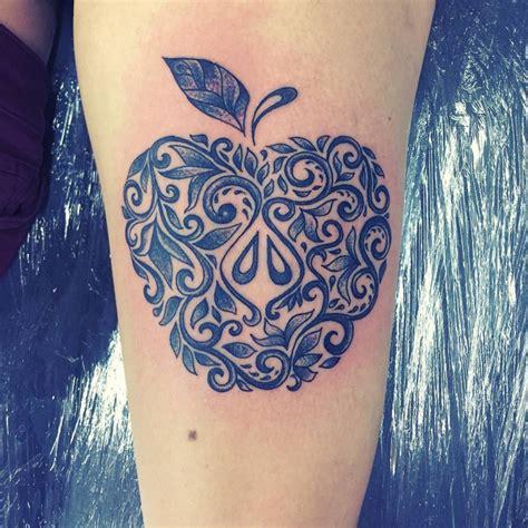 apple tattoo designs ideas design trends premium