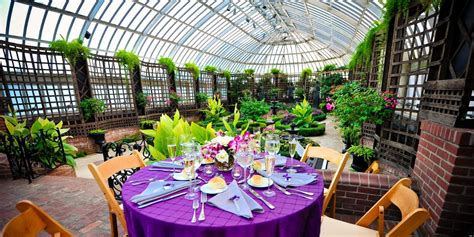 phipps conservatory and botanical gardens weddings