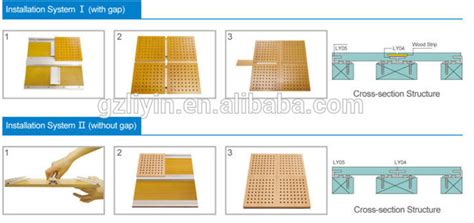 sound reflective materials acoustic ceiling tiles wooden