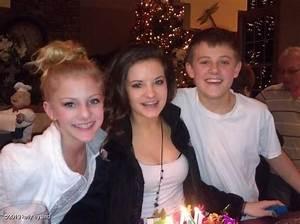 Paige , Brooke & josh! The Hyland kids   Brooke & Paige Hyland