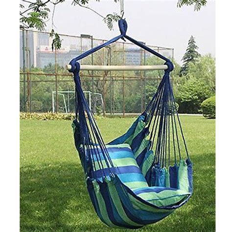 Swings And Hammocks by Hammock Hanging Rope Chair Porch Swing Seat Patio Cing