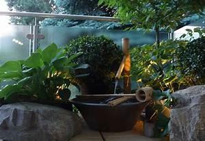 balkon mit wasserbecken eule gartenbau und With französischer balkon mit eule garten