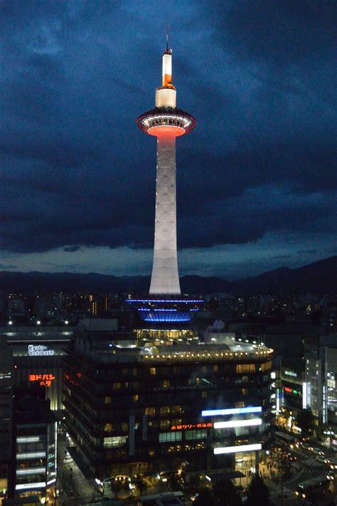 kyoto tower wikipedia