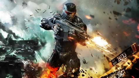 Crysis 2 A Free Digital Download On Playstation Plus In November