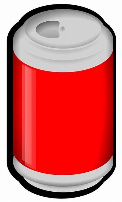 Soda Cartoon Clipart Clip Cola Vector Bottle