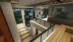Modern House With Style Minecraft Build 10 Minecraft