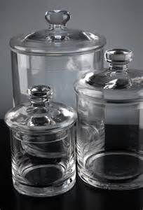 glass canisters for kitchen adorable glass kitchen canisters the new way home decor