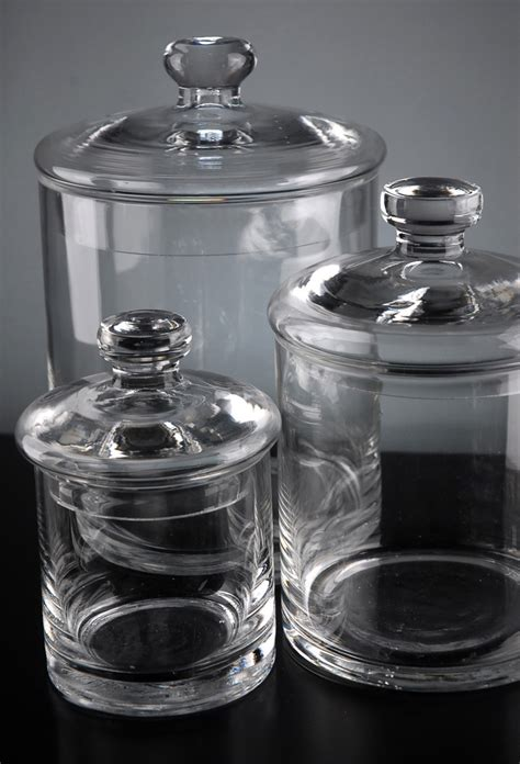 glass canisters kitchen adorable glass kitchen canisters the way home decor