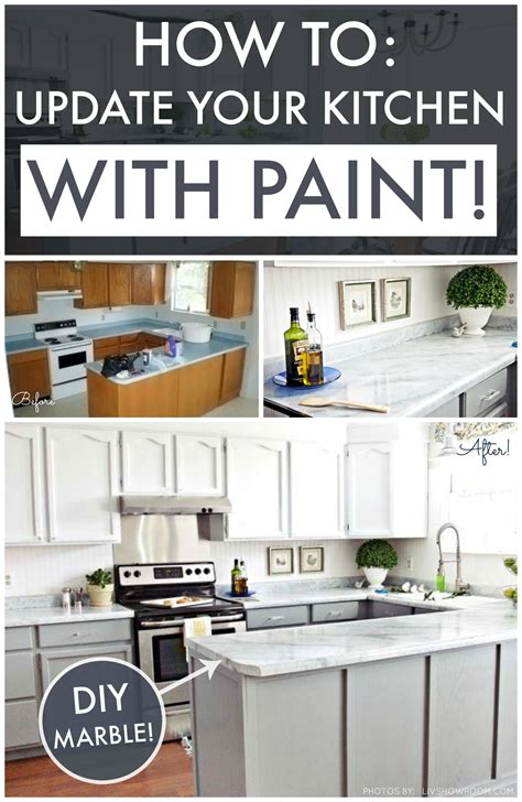 kitchen cabinet makeover kit diy kitchen makeover on a budget giani granite countertop 5579