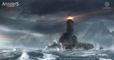 Assassins Creed Rogue Concept Art By Ivan Koritarev