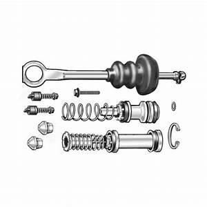 Ford Mustang Master Cylinder Rebuild Kit