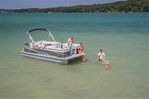 Sport Cruise Pontoon Boat