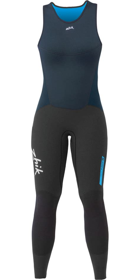 Skiff Wetsuit by 2018 Zhik Womens Microfleece V Skiff Wetsuit