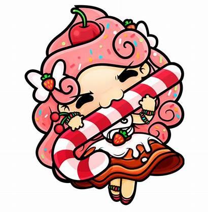 Kawaii Sweet Sins Character App Chibi Project
