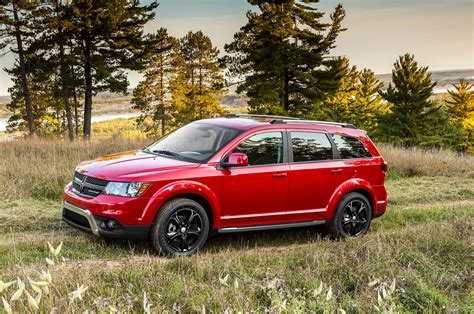 2018 Dodge Journey Reviews And Rating  Motor Trend