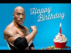 Triple H Tweets 'Happy Birthday' to The Rock on his 43rd ...