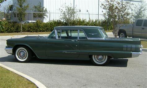 size of exterior door 1960 ford thunderbird 2 door hardtop w sunroof 39942