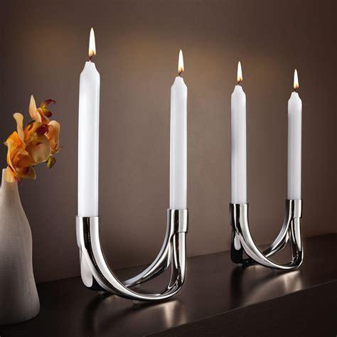 Für Kerzenständer by Kerzenhalter Bow Set F 252 R 4 Kerzen Kaufen