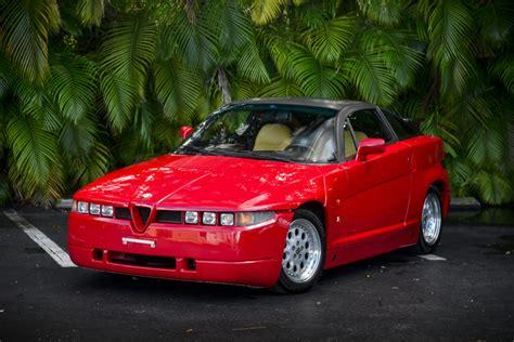 Alfa Romeo Sz by 1990 Alfa Romeo Sz For Sale On Bat Auctions Closed On