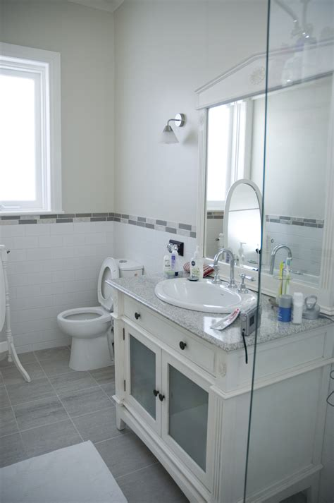 white and gray bathroom ideas gray and white bathroom tjihome